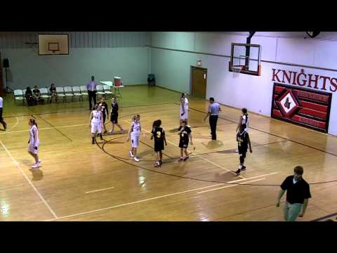 Hillsborough Baptist School v Providence Baptist Church - Ladies Basketball - 12/12/2012