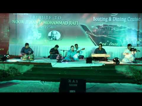 Mahi Away Ga Sat Night Music 15 Oct 2011 In Beach View Club Karachi video