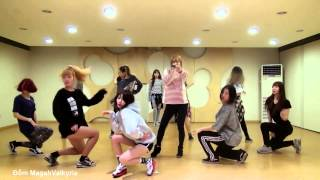 MIRRORED Whatcha Doin Today 4 Minute Dance Practice