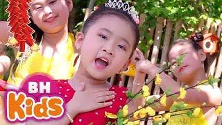 Mùa Xuân Của Em - Candy Ngọc Hà | Nhạc Tết Cho Bé