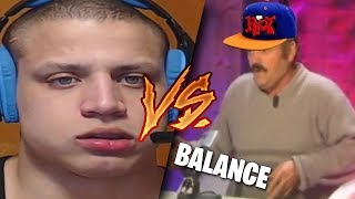 TYLER1 1vs1 A RIOT BALANCE TEAM EMPLOYEE
