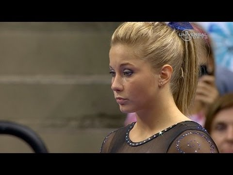 Shawn Johnson Beam night 1 - Universal Sports