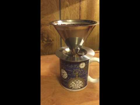 Barista Brother's Pour Over Coffee Drip