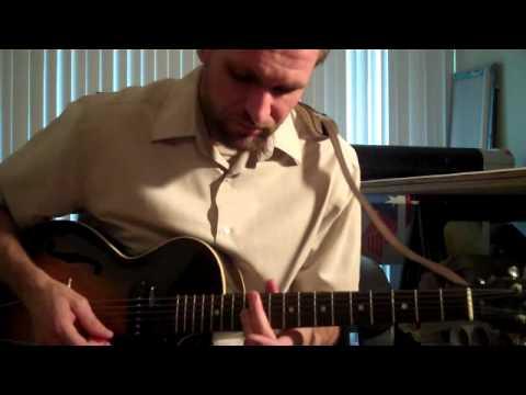 Chicago Blues Guitar (Lesson 6) - Shake Dancer (Little Walter)