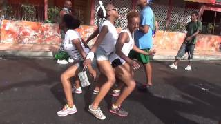 Antigua And Barbuda Carnival - J'Ouvert 2015