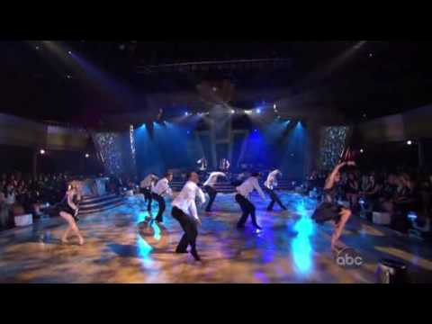 Tiler Peck and Nuttin' But Stringz - DWTS - Macy's Stars of Dance