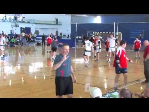 Senior Canadian Team Handball Championships 2011 - Men's Final 3/6