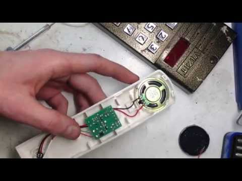 Устройство и ремонт домофона в квартире