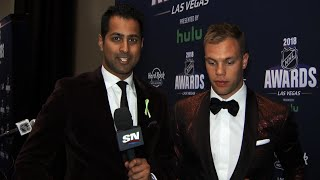 Hart Trophy great honour but Hall chasing different award