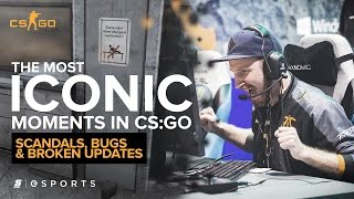 The Most ICONIC Scandals, Bugs and Broken Updates in CS:GO History