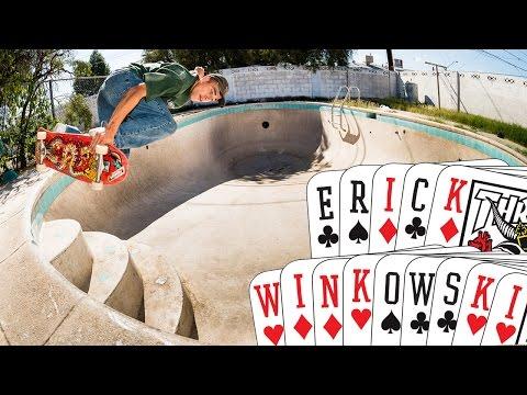 "Erick Winkowski's ""Right Side Up"" Part"
