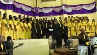 download lagu Fijian Gospel: Lft Choir..breathe On Me gratis