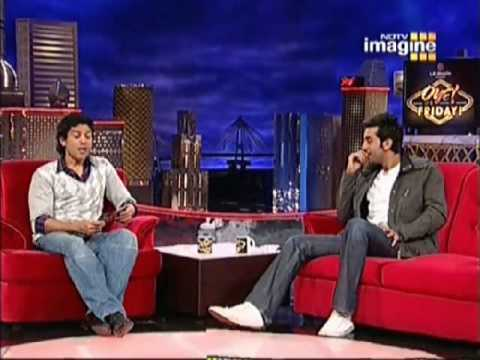 Oye It's Friday ft. Ranbir & Rishi Kapoor Jan30, 2009 Episode pt 1/5 Video