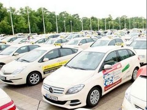 Ola And Uber Cabs Seized In Bengaluru For Violations