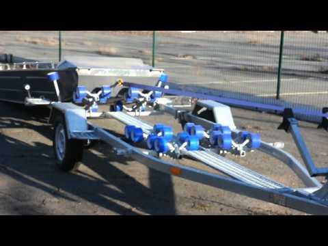 лодочные прицепы tiki treiler bt-600