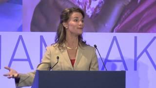 Melinda Gates Opening: London Summit on Family Planning | Bill & Melinda Gates Foundation
