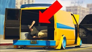 KIDNAPPING PEOPLE ONLINE! *FAIL!* | GTA 5 Online