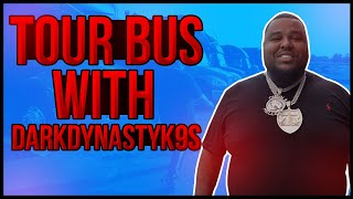 BUYING A TOUR BUS WITH DARKDYNASTYK9S