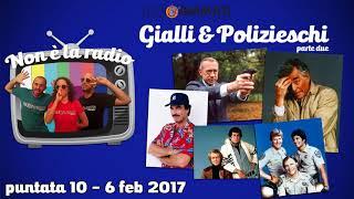 RadioAnimati - Non è la radio - puntata 10 - Gialli & polizieschi, parte due