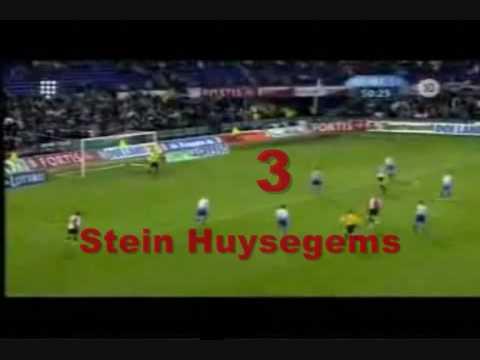 De 10 mooiste goals van Feyenoord in de laatste seizoenen. Met goals van: Nicky Hofs, Roy Makaay, Jonathan de Guzman, Stein huysegems en nog veel meer. Rate, Comment and Subscribe!! Bedankt!!...