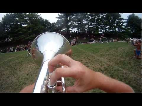 DCI Drum (&amp; Brass) Cam: 2012 Carolina Crown