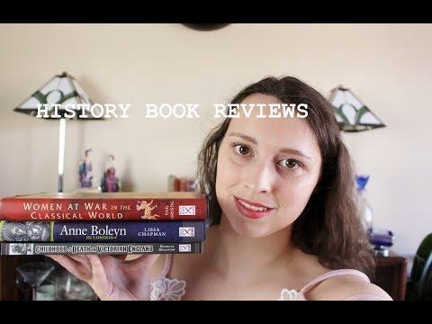 History Book Reviews #2