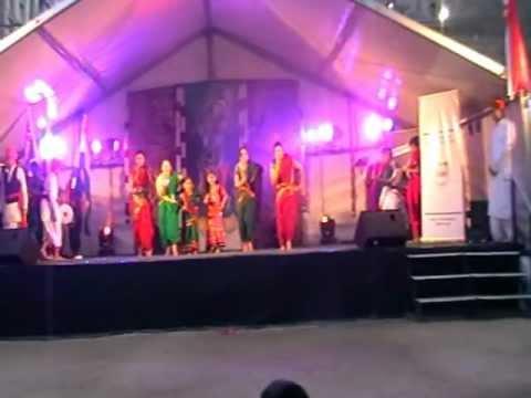Dindi & Maharashtra Geet  FIAV 19 Aug 12 Melbourne