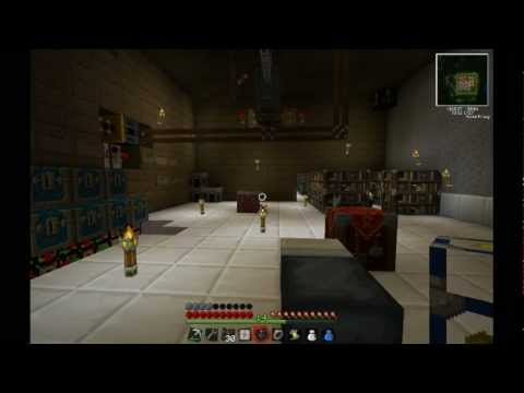 Minecraft #191 - 100000 DIAMONDs Challenge S2 - Technic/Tekkit  - TELEPORTER CRAFTING