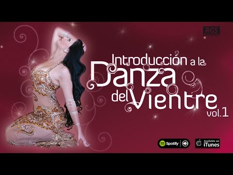 Introducción a la Danza del vientre Vol. 1 / Naiarah / Danza Arabe / Belly Dance