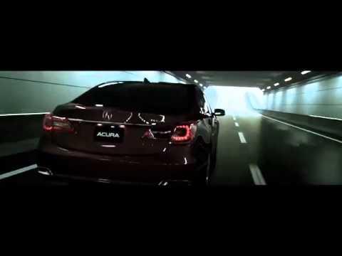 Acura RLX, промо