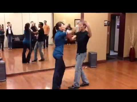 Salsa Classes at DF Dance Studio in SLC Utah