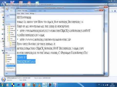 Download SWF Decompiler Mac Germany 7.0 free
