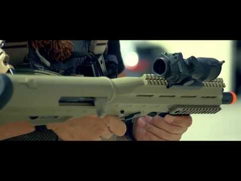 Airsoft Megastore - Urban Assault Rifle (URA) Bullpup