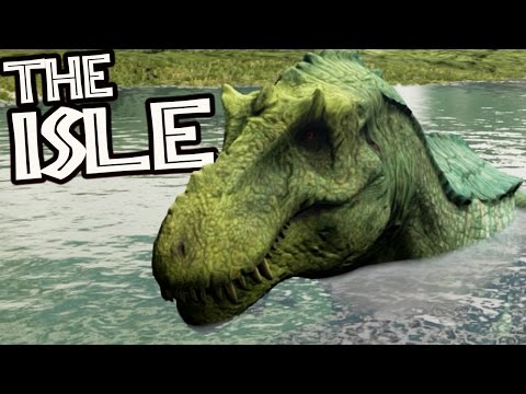 The Isle - HYPO REX PACK HUNTING, BIGGEST HYPERENDOCRINE REX FAIL EVER (Isle Update Gameplay)