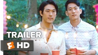 Front Cover Official Trailer 1 (2016) - Jake Choi Movie