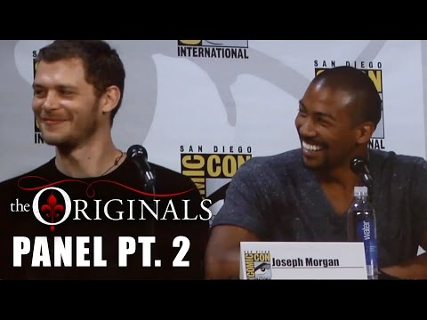 The Originals Panel Part 2 - Comic-Con 2014