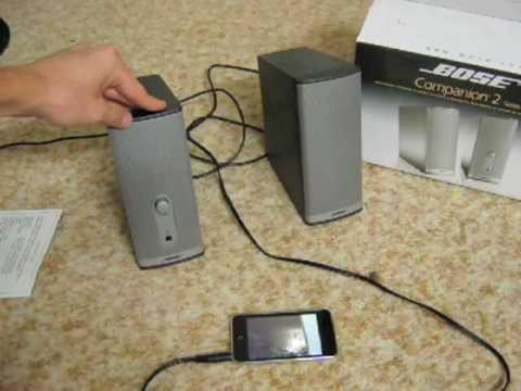 Bose Companion 2 Series 2 Bose Companion 2 Series 2