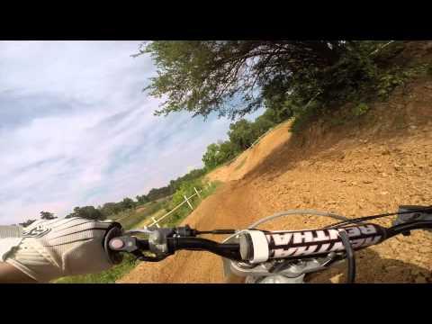 Austin Price @ Lake Sugar Motocross Tree raw footage