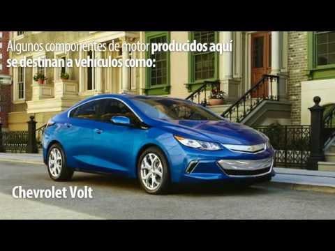 General Motors Toluca // Fundición de Aluminio