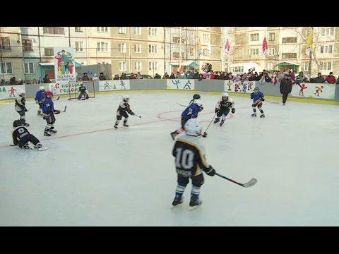 Хоккей в Бийске становится более популярным (ОТН, Бийск)