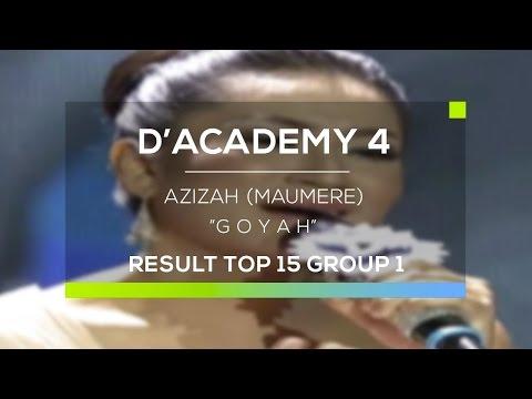 download lagu Azizah, Maumere - Goyah D'Academy 4 Top gratis