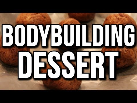 BODYBUILDING PEANUT BUTTER PROTEIN BALLS