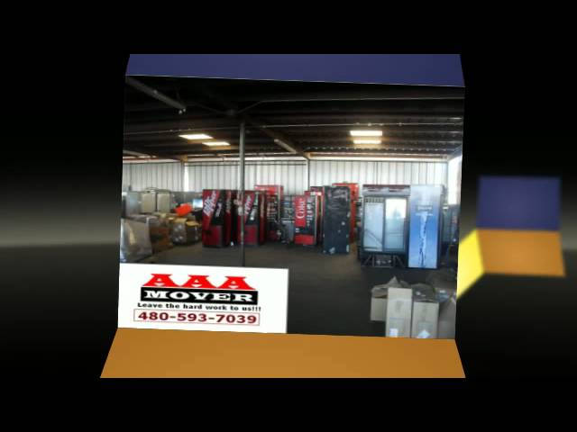 AAA Movers and Storage (480) 593-7039 Scottsdale AZ, Litchfield AZ