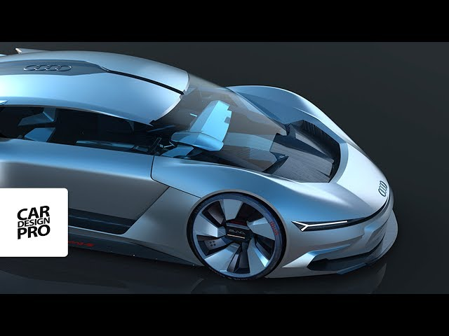 Audi Avus Concept by CT31 - YouTube