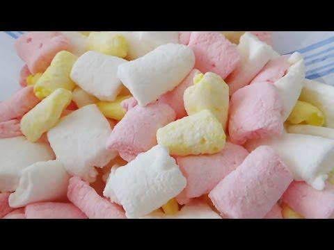 Маршмеллоу самый простой рецепт Marshmallows без инвертного сиропа