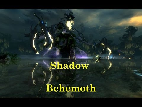 Guild Wars 2 : The New Shadow Behemoth (April 2014 Feature Pack)
