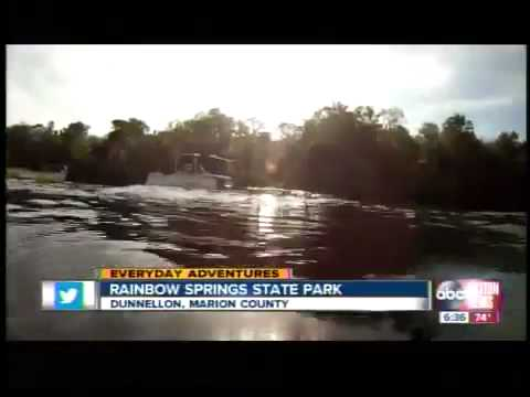 Everyday Adventures: Rainbow Springs State Park