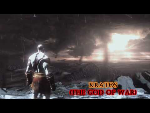 Dante vs. Kratos (AMV) - Another Way to Die (Disturbed)