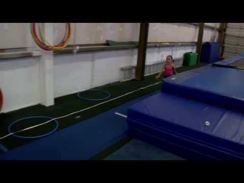Girls Gymnastics: Kids Who Rip - Talented Young Gymnasts Video