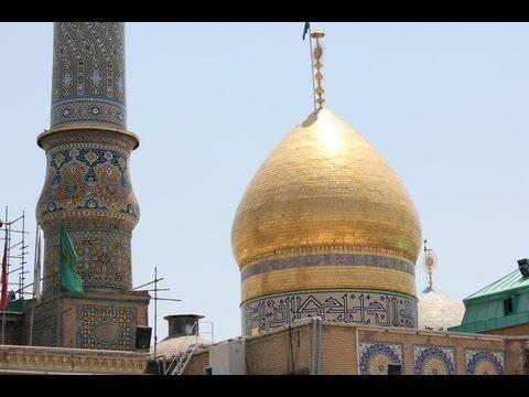South of Tehran, Shehre Rey - Shrine of Shah Abdul Azim